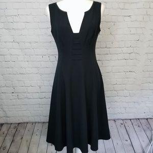 Elie Tahari Silk Swing Dress